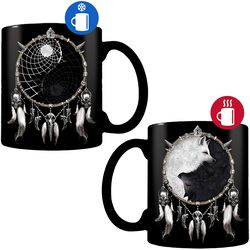 Wolf Chi - Heat-Change Mug