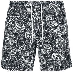 Tattoo AOP Swim Shorts