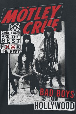 Crue Fans Punk Hollywood