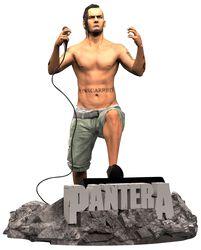 Philip Anselmo Rock Iconz Statue