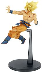 Father-Son Kamehameha Son Goku