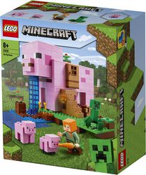21170 - Pig House Minecraft