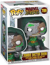 Zombies - Zombie Dr. Doom Vinyl Figure 789