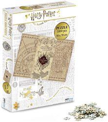 Marauder's Map Puzzle