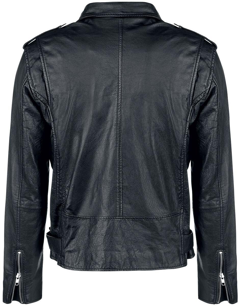 9b38f3f54c Leather Jacket