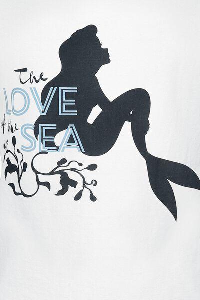a Of The prodotti The Sea Tutti Sirenetta Love i La maniche lunghe Maglia 5qqrX4