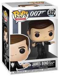James Bond (Roger Moore) Vinyl Figure 522