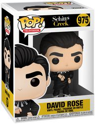 David Rose (Chase Edition möglich) Vinyl Figur 975