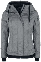 Hooded Ladies Jacket