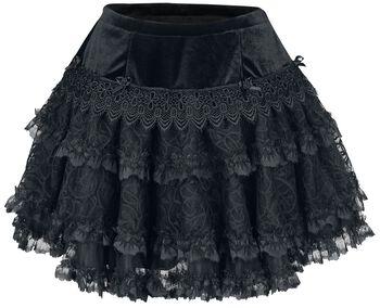 Gothic Lolita Miniskirt