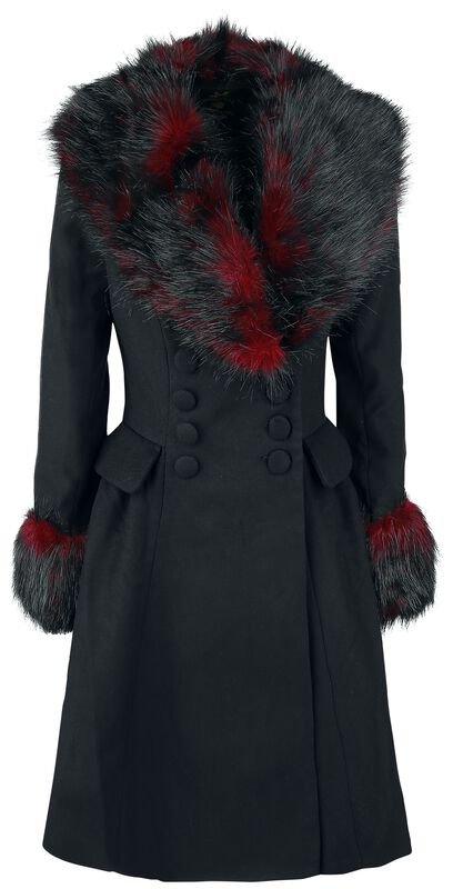 Rock Noir Coat