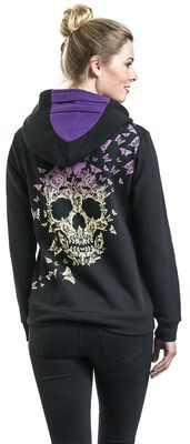 Full Volume Hoodie with Print