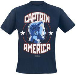 Avengers - Infinity War - Captain America