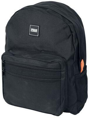 Basic Nylon Backpack