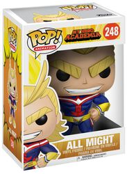 All Might Vinyl Figure 248