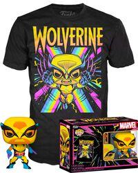 Black Light - Wolverine POP! & Tee