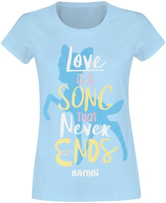 Love Is A Song