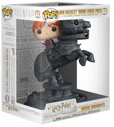Ron Weasley Riding Chess Piece (Movie Moments) Vinyl Figure 82