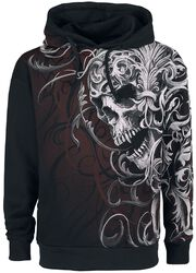 Skull Shoulder Wrap