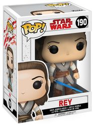 Episode 8 - The Last Jedi - Rey Vinyl Bobble-Head 190