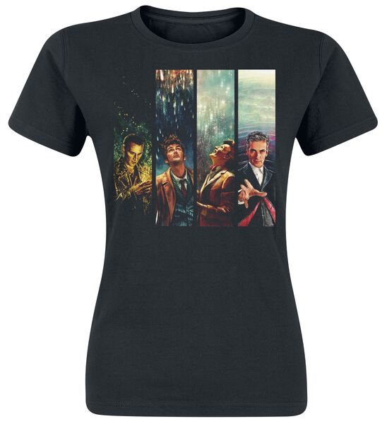 Alice X Zhang Four Doctors T-Shirt 1 Commento