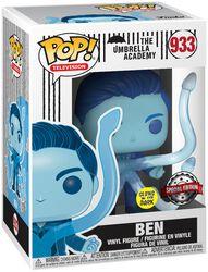 Ben (GITD) Vinyl Figure 933