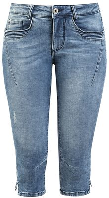 Ladies Capri Denim