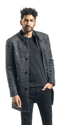 Melange Coat