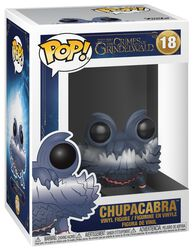 The Crimes of Grindelwald - Chupacabra Vinyl Figure 18