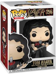Tom Araya Rocks Vinyl Figur 156