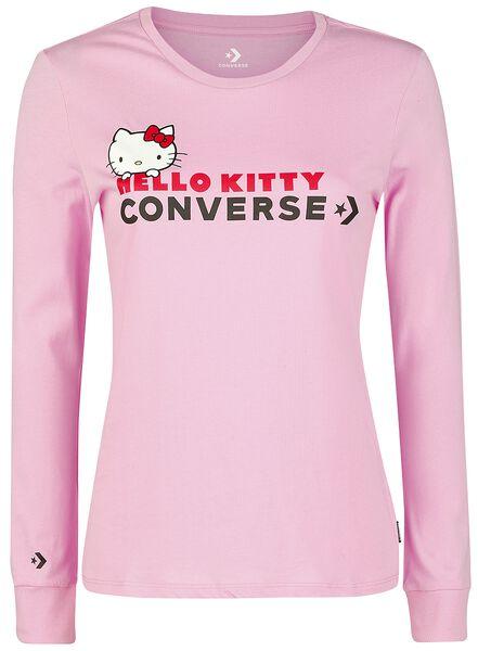 Hello Kitty - LS Tee Slim Maglia a maniche lunghe