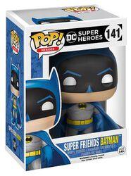 Super Friends Batman Vinyl Figure 141