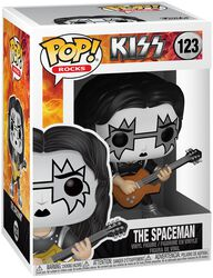 The Spaceman (Ace Frehley) Rocks Viinyl Figure 123