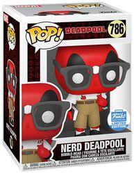 Nerd Deadpool (Funko Shop Europe) Vinyl Figure 786