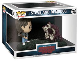 Steve and Demodog (Movie Moments) Vinyl Figure 728