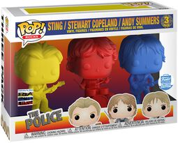 The Police (3 Pack) (Funko Shop Europe)