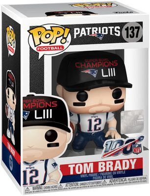 Patriots - Tom Brady Vinyl Figure 137