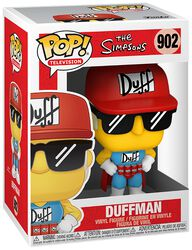 Duffman Vinyl Figure 902