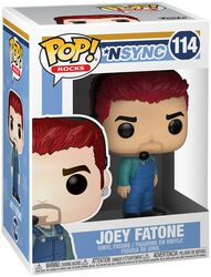 Joey Fatone Rocks Viinyl Figure 114