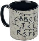 Alphabet - Heat-Change Mug