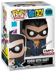 Robin with Baby Vinyl Figure 599