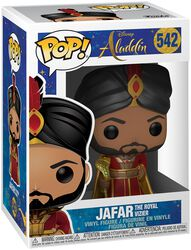Jafar the Royal Vizier Vinyl Figure 542