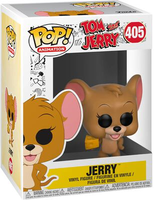 Jerry Vinyl Figure 405