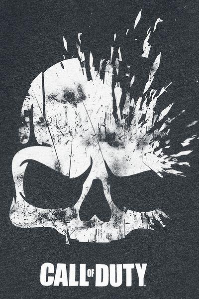 a Maglia maniche a Skull lunghe Skull Skull a lunghe Maglia Maglia Skull maniche lunghe maniche ZxfpqY