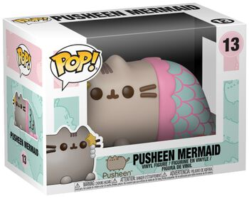 Pusheen Mermaid Vinyl Figure 13