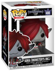 3 Sora (Monsters Inc.) Vinyl Figure 408