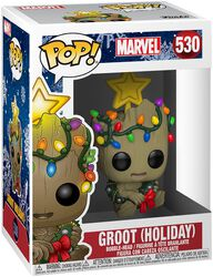 Groot (Holiday) Vinyl Figure 530