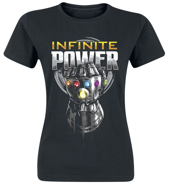 Infinity War - Infinite Power T-Shirt 1 Commento