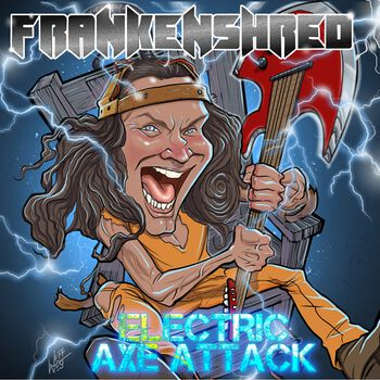 Elextric axe attack