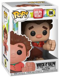 2  Ralph Breaks The Internet - Wreck-It Ralph Vinyl Figure 06